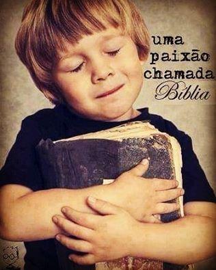 Uma paixão chamada BÍBLIA!
